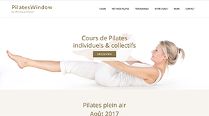 image site Pilates Window