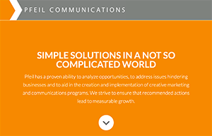 Pfeil Communications