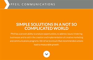 Pfeil Communications